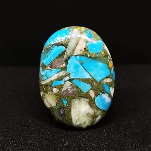 22.50 ct Natural Copper Turquoise