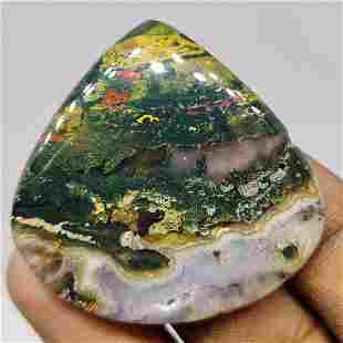 81.35 ct Natural Blood Stone
