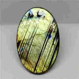 93.10 ct Natural Multi Labradorite