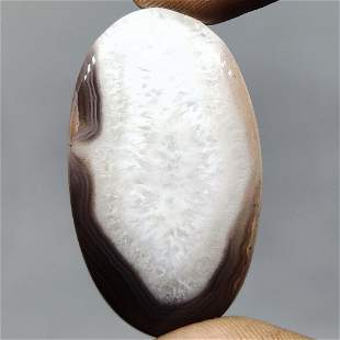 52.65 ct Natural Banded Agate