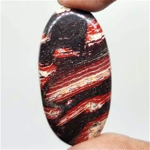 50.75 ct Natural Snake Skin Jasper