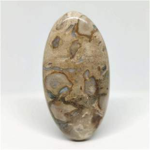 46.65 ct Top Grade Natural Rock Chalcedony