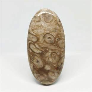 57.00 ct Natural Rock Chalcedony