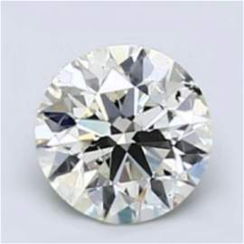 3.36 ct Loose Round Cut Diamond Color D IF 42% OFF