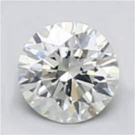 5.31 ct Loose Round Cut Diamond Color E SI1 47% OFF