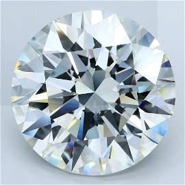 26.2 ct Loose Round Cut Diamond Color F VS1 44% OFF