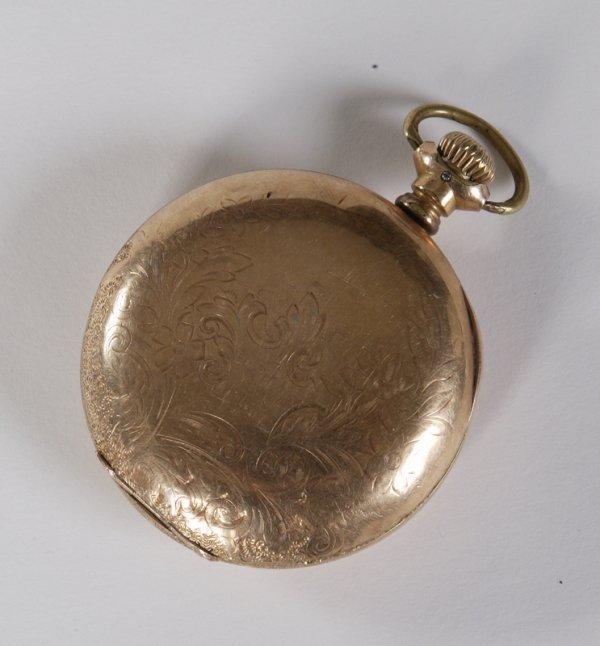 6: Elgin National Watch Company 14Kt. Gold Pocket Watch