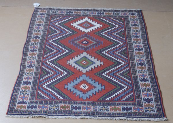 Semi-Antique? Rug with Very Nice Colors