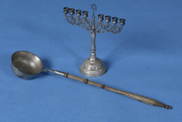 19: Two 19th Century Silver Articles