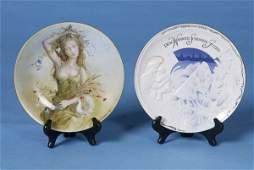 359 Limited Edition Rosenthal Porcelain Plate  D Arce