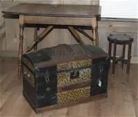 531 3 Piece Antique Furniture Collectors Lot