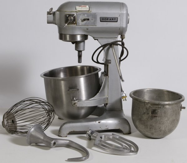 38: Hobart Model A-200, 3-Speed Commercial Mixer