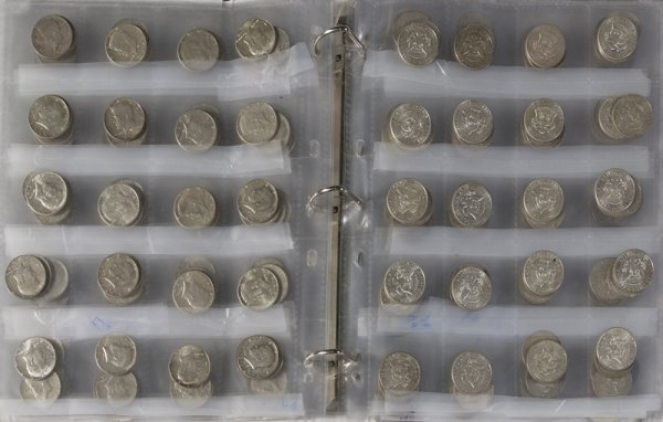 1156: Collectors Lot of 298 Kennedy & 1 Franklin Half D