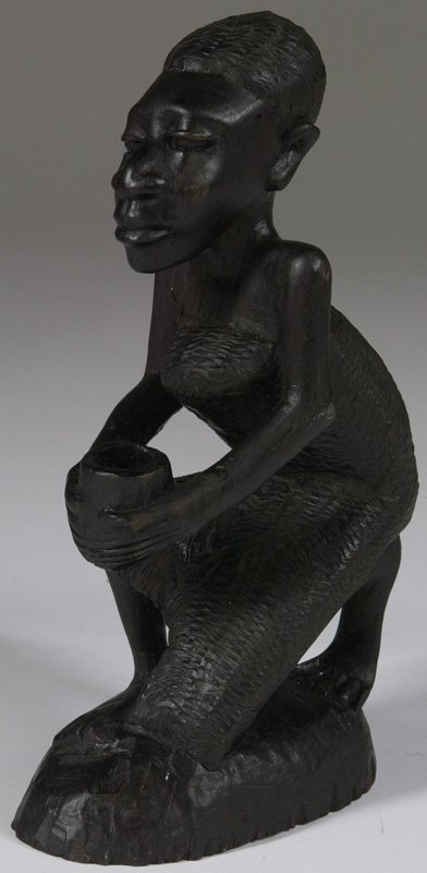 1020: Early 20th C. African Wood Sculpture