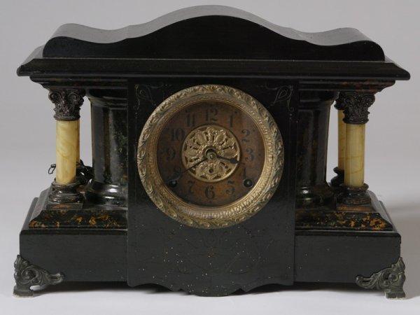 23: Antique Seth Thomas Mantel Clock