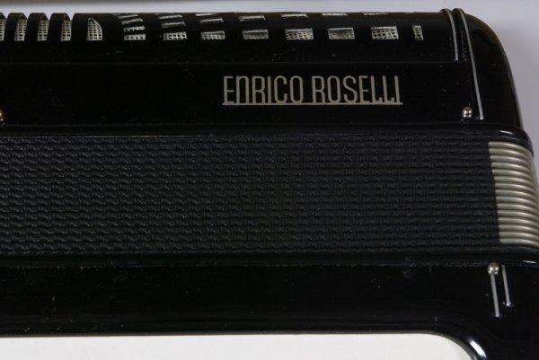 154: Vintage Enrico Roselli Piano Accordion - 3