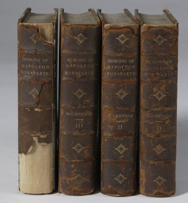 11: Memoirs Of Napolean Bonaparte Vol.umes1 thru 4
