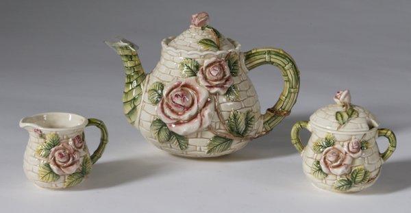 12: Takahasi San Francisco Tea Set