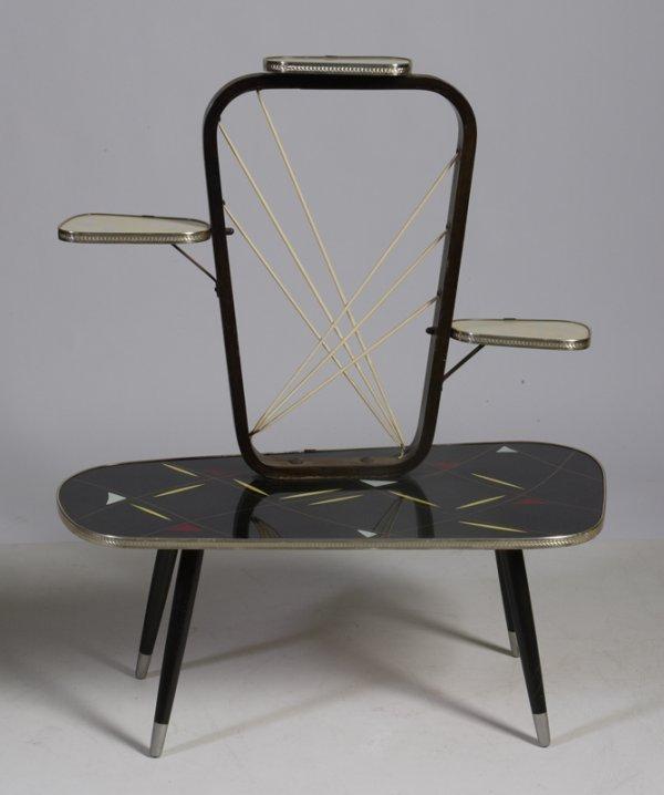 23: C/1950's Shoe Display Stand