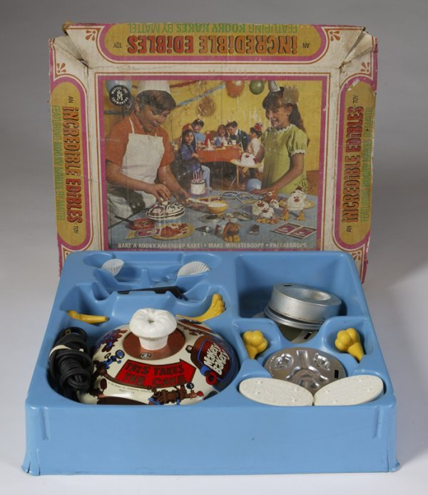 347: Vintage Incredible Edibles Toy By Mattel