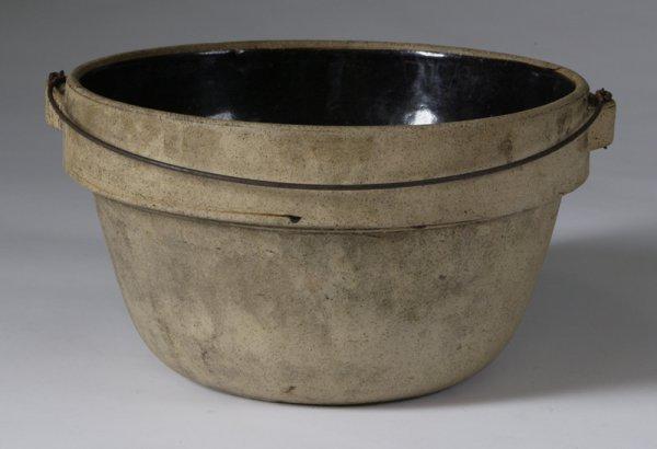 581: Cook Rite Stoneware Bean Pot