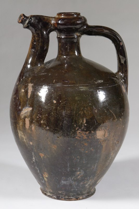 458: Song Dynasty Pottery Wine Pitcher, (960-1127)