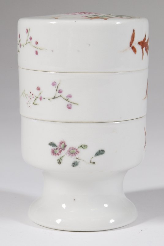 469: Late 19th/Early 20th C. Stacking Bowls