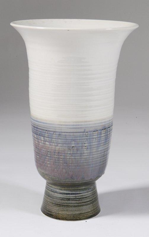 555: Hal Riegger 1941 Pottery Vase