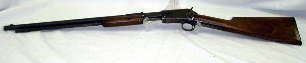 96: 1911 .22 Caliber Winchester Pump Action Rifle