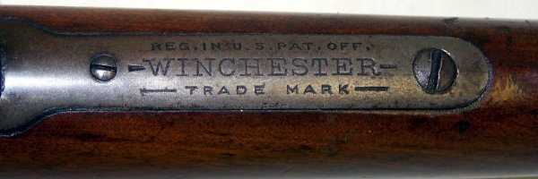 96: 1911 .22 Caliber Winchester Pump Action Rifle - 6