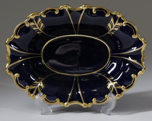 4: Graf von Henneberg Porcelain Bowl