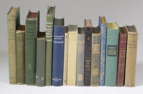 8: 62  Vintage German Books