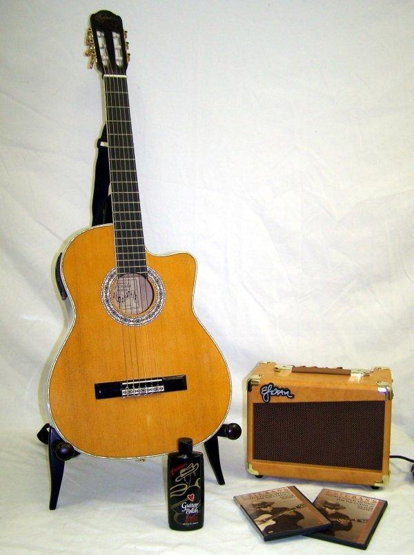 187: Esteban's Granada Classical Guitar, Model G-100