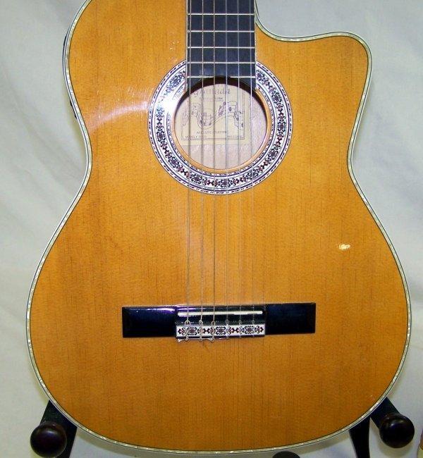 187: Esteban's Granada Classical Guitar, Model G-100 - 2