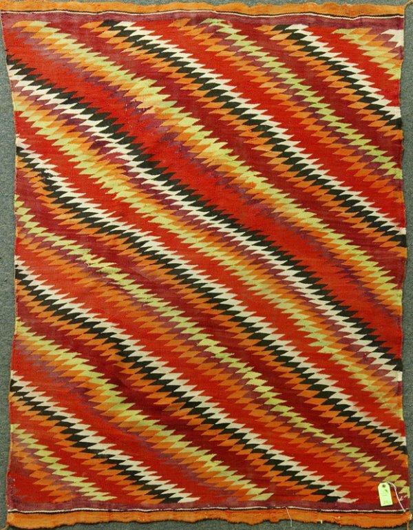 290: Navajo Rug