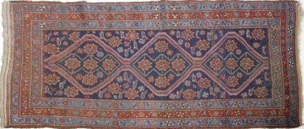 58: Antique Persian Rug