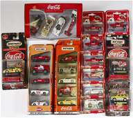 426 Collectors Lot of CocaCola MatchboxHot Wheels