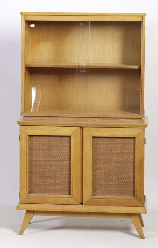 465: Conant Ball China Cabinet by Russel Wright