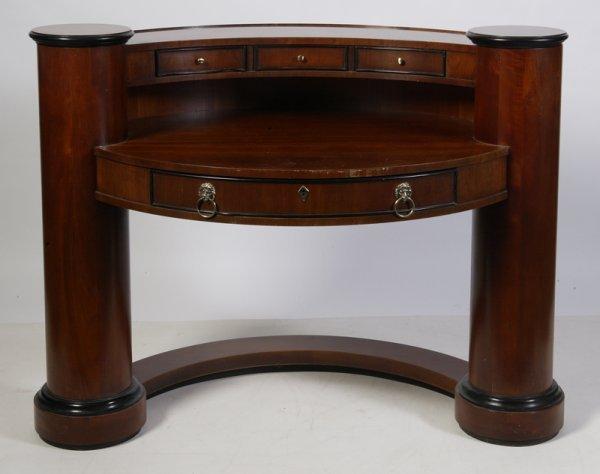 472: Beidermeier Style Desk by Century