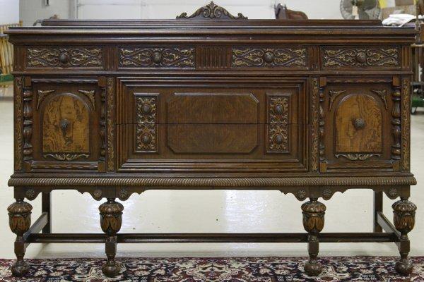 475: Renaissance Revival Style Sideboard