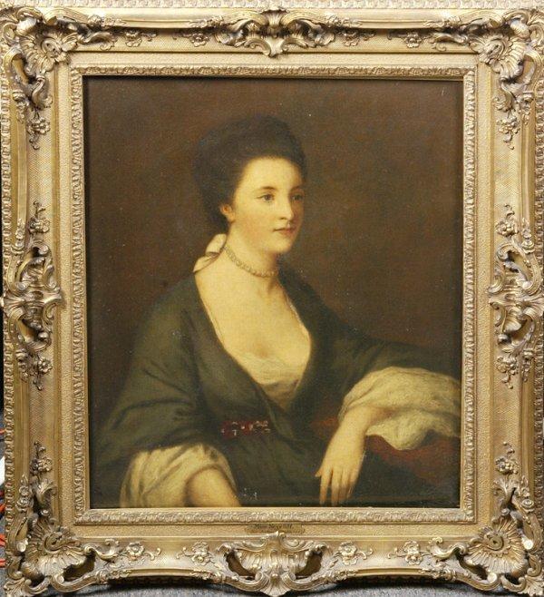 515: Miss Norcliff, Sir Joshua Reynolds, P.R.A., O/C