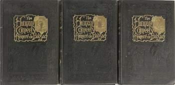 552 Volume I II  III The Human Comedy Books