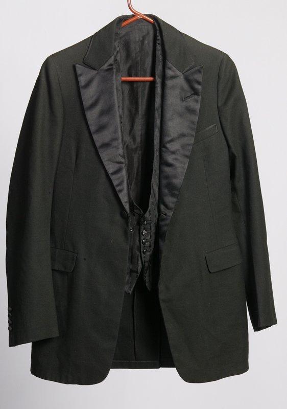 6: Vintage Tuxedo Jacket and Vest