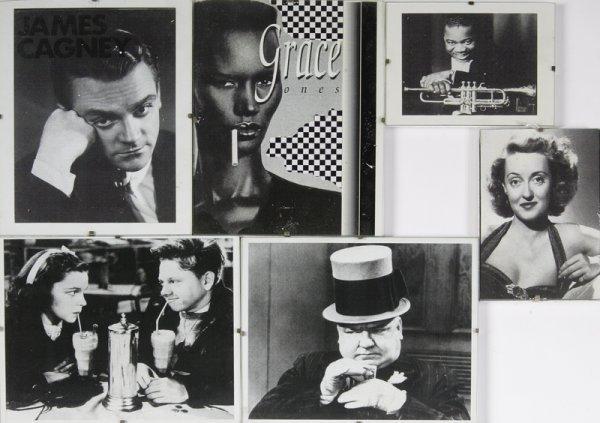 11: 6 Framed Photograph Prints