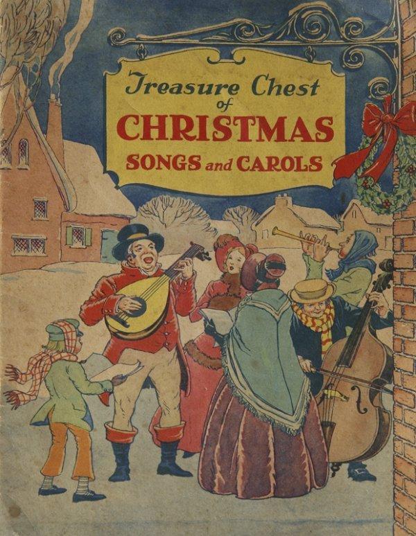 11: Antique Christmas Book