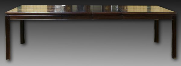 17: Chinese Rosewood Dining Table