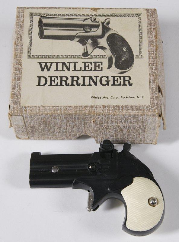 225: Winlee Remington Derringer Replica Starter Gun