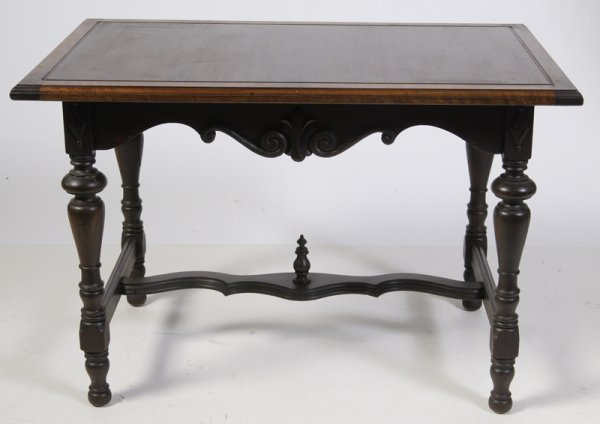 1: Jacobean Style Wall Table