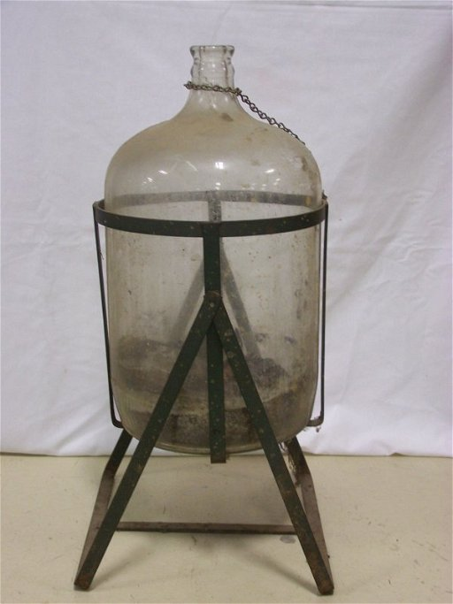 584 Vintage 5 Gallon Water Jug With Stand Feb 13 2010 Midwest