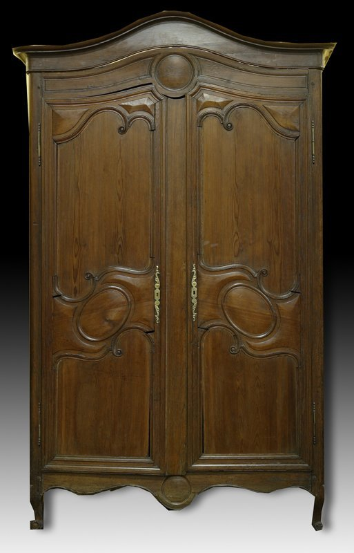 631: Exceptional Antique French Armoire